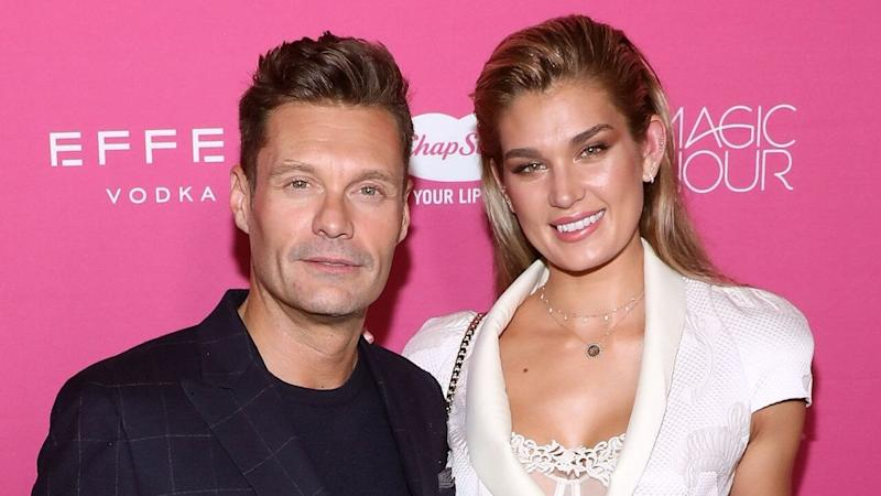 Ryan Seacrest's Girlfriend Shayna Taylor Sweetly Recalls How They First Met