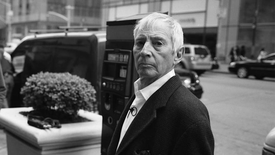 The Jinx: The Life and Deaths of Robert Durst (Credit: HBO)