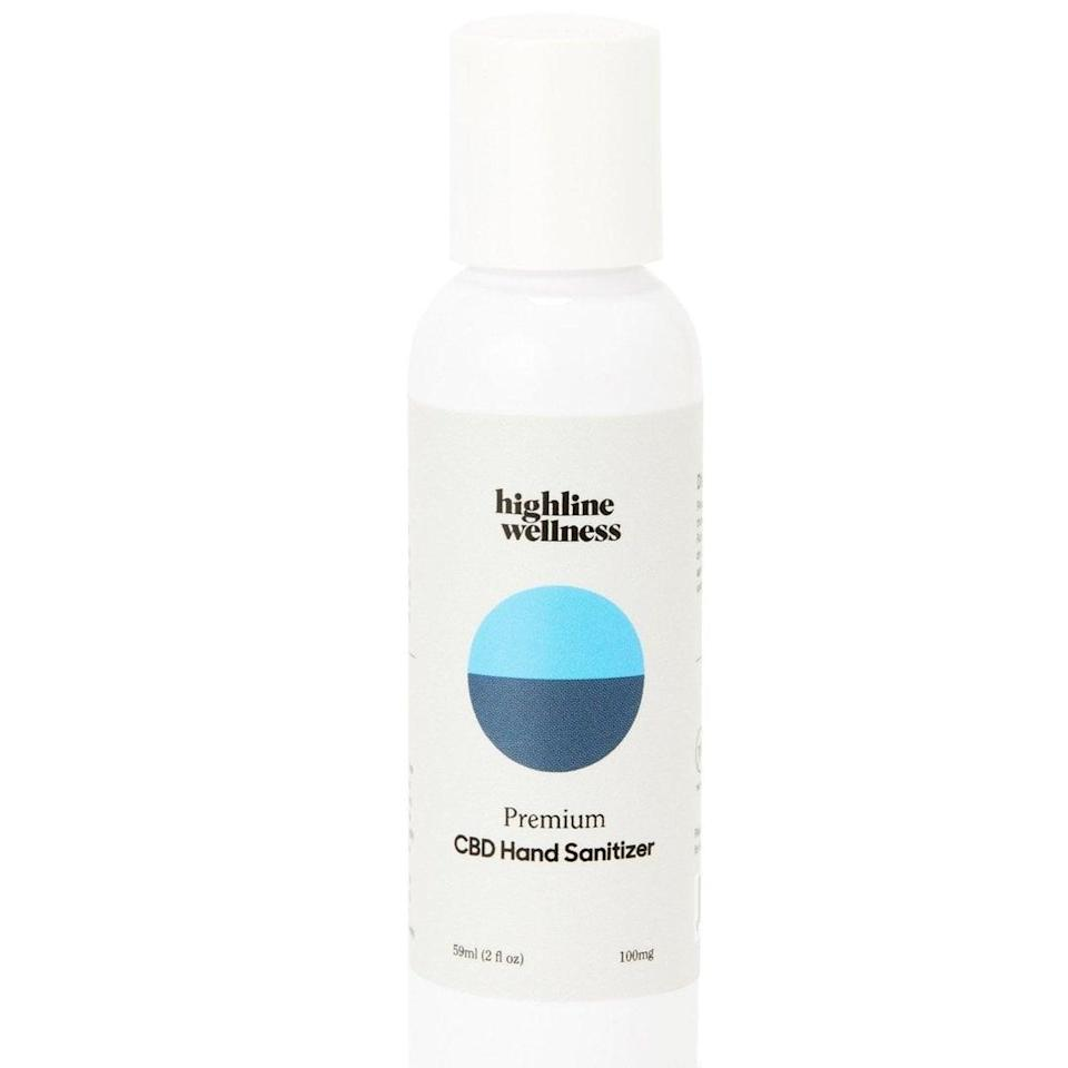 <p>This <span>Highline Wellness CBD Hand Sanitizer</span> ($7) is exactly the product we want right now.</p>
