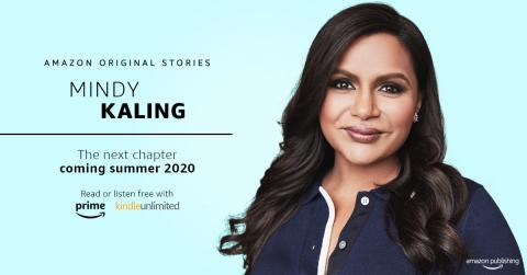 Mindy Kaling to Publish New Essay Collection with Amazon