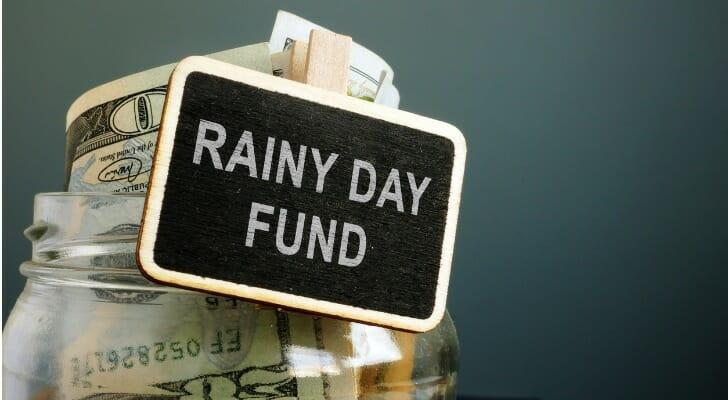 A rainy day fund