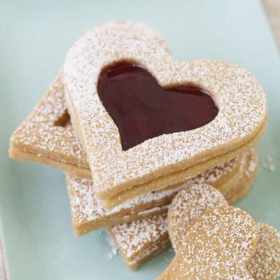 "<p>These jam-filled shortbreads will melt hearts just as they melt in your mouth. </p><p><a href=""https://www.womansday.com/food-recipes/food-drinks/recipes/a13084/vanilla-shortbread-hearts/"" target=""_blank""></a><strong><a href=""https://www.womansday.com/food-recipes/food-drinks/recipes/a13084/vanilla-shortbread-hearts/"" target=""_blank""></a><em><a href=""https://www.womansday.com/food-recipes/food-drinks/recipes/a13084/vanilla-shortbread-hearts/"" target=""_blank"">Get the Vanilla Shortbread Hearts recipe. </a></em></strong><strong><em></em></strong></p>"