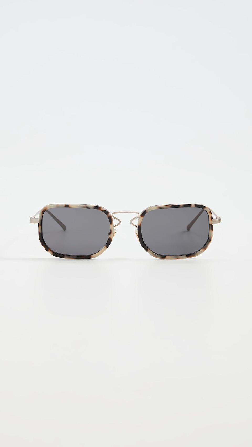 <p>You'll wear these <span>Lyndon Leone Venetian Sunglasses</span> ($60) all the time.</p>