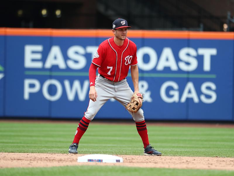 Nationals' player Trea Turner apologizes for offensive tweets