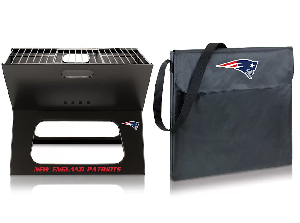 """<h3>The Tailgatin' Dad</h3><p>Not be confused with """"The Grilling Dad,"""" this dad likes to take the show on the road. Help him reach pre-game MVP status with a portable charcoal BBQ grill that comes complete with his chosen football team's logo.</p><br><br><strong>Oniva</strong> X-Grill Portable BBQ, $60.99, available at <a href=""""https://www.wayfair.com/outdoor/pdx/oniva-x-grill-portable-bbq-pct4134.html?"""" rel=""""nofollow noopener"""" target=""""_blank"""" data-ylk=""""slk:Wayfair"""" class=""""link rapid-noclick-resp"""">Wayfair</a>"""
