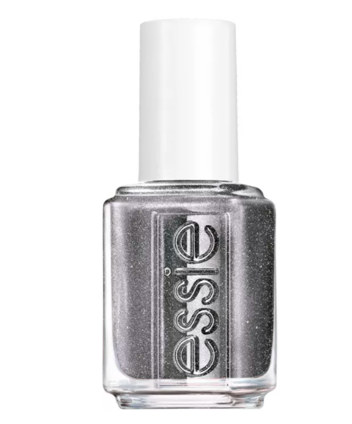 "<h3>Essie Spells Trouble</h3><br>If you typically prefer silver over gold jewelry, then this moody chrome is for you.<br><br><strong>Essie</strong> essie Limited Edition Blue Moon Collection Nail Polish - 0.46 fl oz, $, available at <a href=""https://go.skimresources.com/?id=30283X879131&url=https%3A%2F%2Fwww.target.com%2Fp%2Fessie-limited-edition-blue-moon-collection-nail-polish-once-in-a-blue-moon-0-46-fl-oz%2F-%2FA-79860491"" rel=""nofollow noopener"" target=""_blank"" data-ylk=""slk:Target"" class=""link rapid-noclick-resp"">Target</a>"