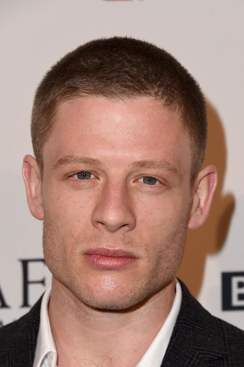 LOS ANGELES, CA - JANUARY 09: Actor James Norton attends the BAFTA Los Angeles Awards Season Tea at Four Seasons Hotel Los Angeles at Beverly Hills on January 9, 2016 in Los Angeles, California. (Photo by Steve Granitz/WireImage)