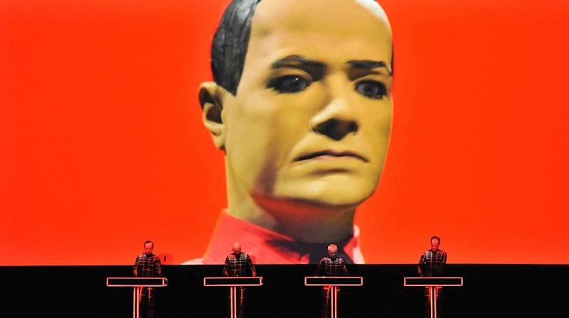 Kraftwerk Announce Massive '3-D The Catalogue' Live Box Set