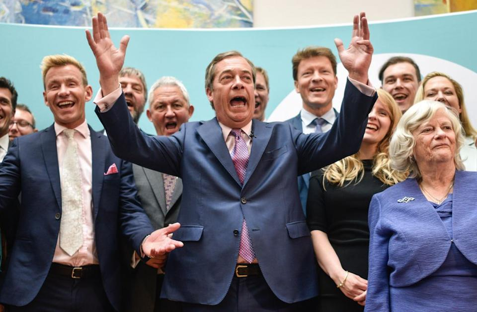 Pressure has piled on Labour to take a firmer Remain stance following the success of the Brexit Party in the EU elections (Getty)