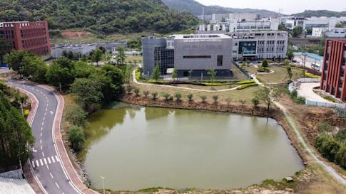 The Wuhan Institute of Virology in Wuhan in China's central Hubei province. Scientists from inside China and internationally have defended the institute against a persistent conspiracy theory about the origins of the new coronavirus, pointing to its role as part of a global network into pathogen research. Photo AFP