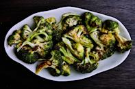 "Couldn't be easier. <a href=""https://www.bonappetit.com/recipe/roasted-broccoli?mbid=synd_yahoo_rss"" rel=""nofollow noopener"" target=""_blank"" data-ylk=""slk:See recipe."" class=""link rapid-noclick-resp"">See recipe.</a>"