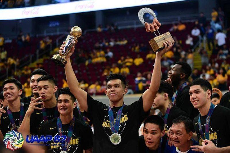 UAAP Finals MVP Thirdy Ravena to play in Japan's B.League