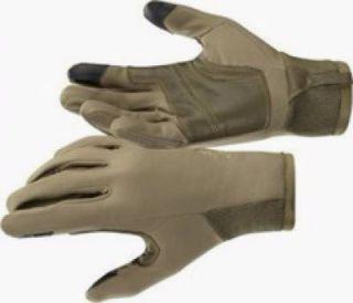 High-tech fabric intended for gloves and other military clothing contains silver mesh (silver nanowires or 'AgNW') that could be heated to keep soldiers warm, while a hydrogel layer would absorb sweat.