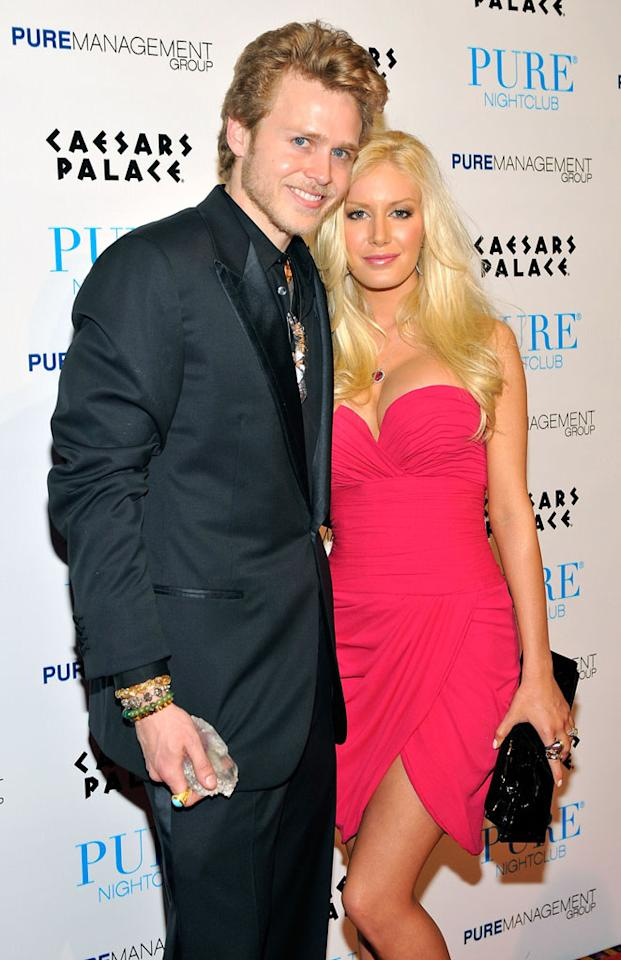 "Just a few years back, you couldn't avoid seeing Spencer Pratt and Heidi Montag's mugs -- whether it was on the Internet, tabloid covers, or the tube. But after expertly parlaying their 15 minutes of fame as stars of ""<a target=""_blank"" href=""http://tv.yahoo.com/hills/show/39437"">The Hills</a>"" into a lucrative business (mostly selling photos and stories to celeb magazines), Speidi overspent -- and underestimated the amount of time America could put up with their antics. Asked by the <a target=""_blank"" href=""http://www.thedailybeast.com/articles/2011/07/31/heidi-montag-spencer-pratt-on-plastic-surgery-the-hills-reality-tv.html"">Daily Beast</a> where all their money went, Pratt said, ""We never had any!"" In other words: Whatever came in quickly went out. ""I probably spent a million dollars on suits and fancy clothes,"" Pratt said. And if you take a quick glimpse at Montag, you know where her money went: plastic surgery! ""Obviously I wish I didn't do it,"" she said of her procedures. ""I got too caught up in Hollywood, being so into myself and my image."""