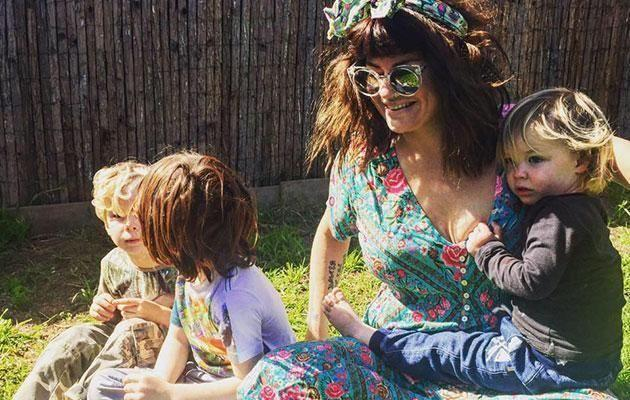 The mum started her blog over seven years ago. Photo: Instagram