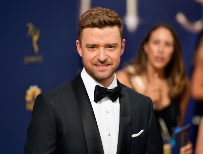 Justin Timberlake 'feels guilty' after holding hands with co-star