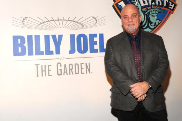 Billy Joel Joins 'Dick Clark's New Year's Rockin' Eve With Ryan Seacrest 2014′ Lineup