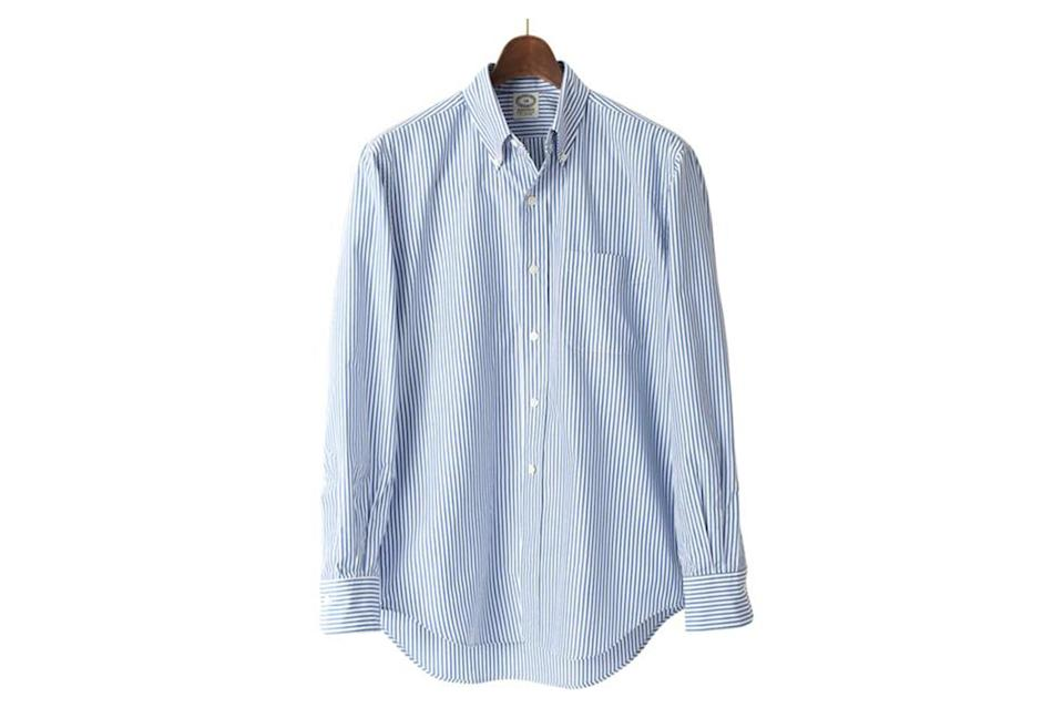 """<p>The great prep revival of 2020 shows no signs of slowing down any time soon. Wear a sized-up bengal stripe button-down like this one with everything in your closet all season long.</p> <p><em>Kamakura vintage ivy button-down</em></p> $99, Kamakura. <a href=""""https://kamakurashirts.com/collections/vintage-ivy/products/wkgl17"""" rel=""""nofollow noopener"""" target=""""_blank"""" data-ylk=""""slk:Get it now!"""" class=""""link rapid-noclick-resp"""">Get it now!</a>"""