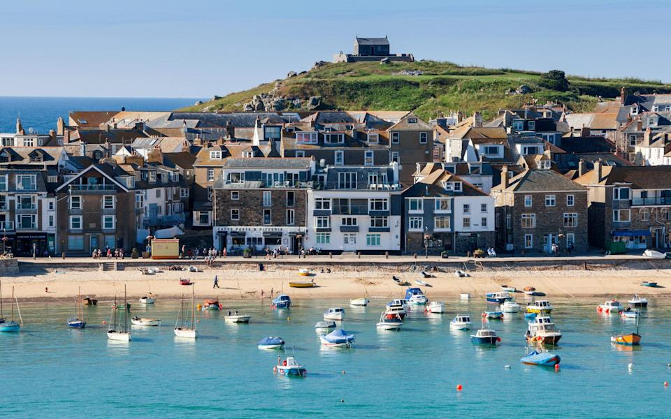 Millions will be itching for a UK escape - Getty