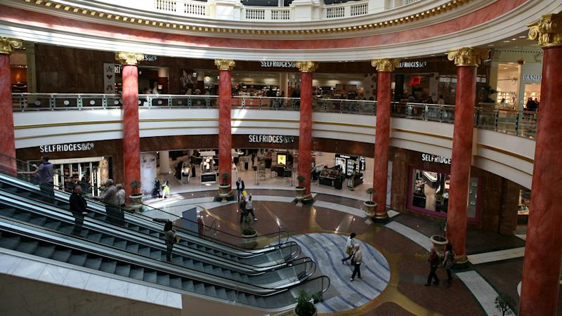 Trafford Centre owner Intu warns it could go bust as losses hit £2 billion