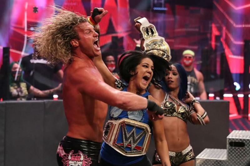 WWE Raw, June 29, Results, Recap and Highlights: Sasha Banks and Dolph Ziggler Stand Tall, Seth Rollins Continues to Torment Rey Mysterio