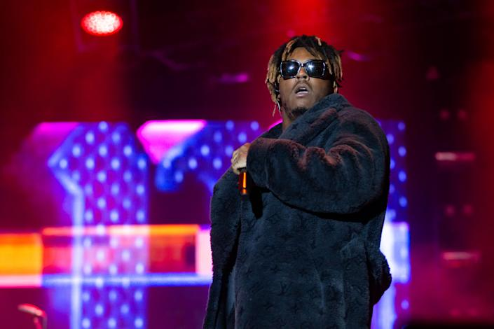 Rapper Juice WRLD's cause of death has been revealed. (Photo: Miikka Skaffari/WireImage)