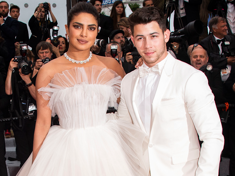 priyanka chopr and nick jonas