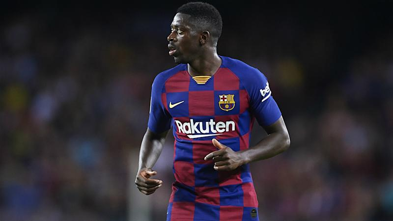 Dembele, Arthur and Ter Stegen all out of Barcelona squad for Espanyol trip