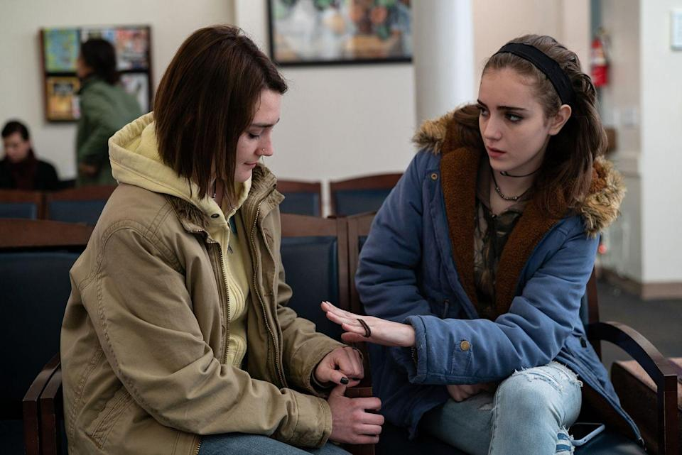 """<p>A woman's power to choose is also explored in <em>Never Rarely Sometimes Always,</em> directed by Eliza Hittman. The Sundance Film Festival favorite follows pregnant Pennsylvanian teen Autumn as she travels to New York, to get an abortion without parental consent. Over the course of her trip, she muses about past choices and thinks about how her decision to get an abortion has the power to change her future.</p><p>Hittman told <a href=""""https://www.polygon.com/2020/4/1/21181698/never-rarely-sometimes-always-eliza-hittman-abortion-stories-films-interview"""" rel=""""nofollow noopener"""" target=""""_blank"""" data-ylk=""""slk:Polygon"""" class=""""link rapid-noclick-resp"""">Polygon</a> that she wanted to speak directly to young women and explore the political issue of female autonomy through """"an intimate lens."""" By depicting Autumn's long, emotional, and physical journey to obtain an abortion, the director reveals the many real-life challenges women must face to safely access the procedure, evoking empathy from viewers while also making the case for better abortion access.</p><p><strong>―</strong></p><p>Women in entertainment throughout 2020 proved that the radical power of autonomy and healing is revolutionary, and that empowerment, awareness, and acceptance is possible. While shows, songs, and movies highlighted what is attainable when it comes to feminine freedom and agency, it's important to take these examples and work toward making changes in ourselves, our communities, and our governments. Only then can we create a better future for women everywhere.<br></p>"""