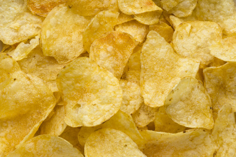 Satisfy all your snack cravings: you can now bulk buy walker crisps. (Getty Images)