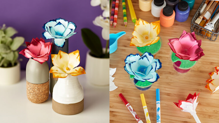 Best Easter gifts: STEAM paper flower science kit
