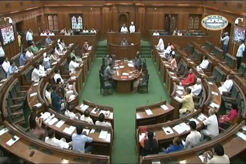 Delhi Assembly Set to See Stormy Session, BJP Says Will Raise Removal of Slums Along Rly Tracks