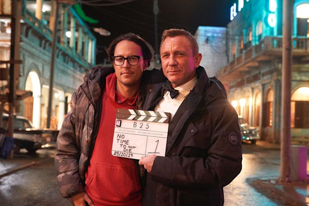 First Look At Daniel Craig In James Bond: No Time To Die