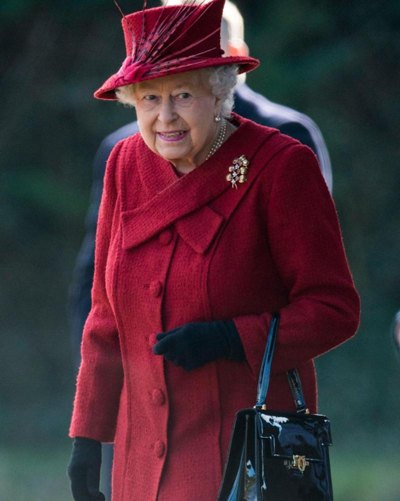 Princess Diana's former butler is the one who spilled the beans on the awkward moment. The Queen is pictured here in February 2018. Source: Getty