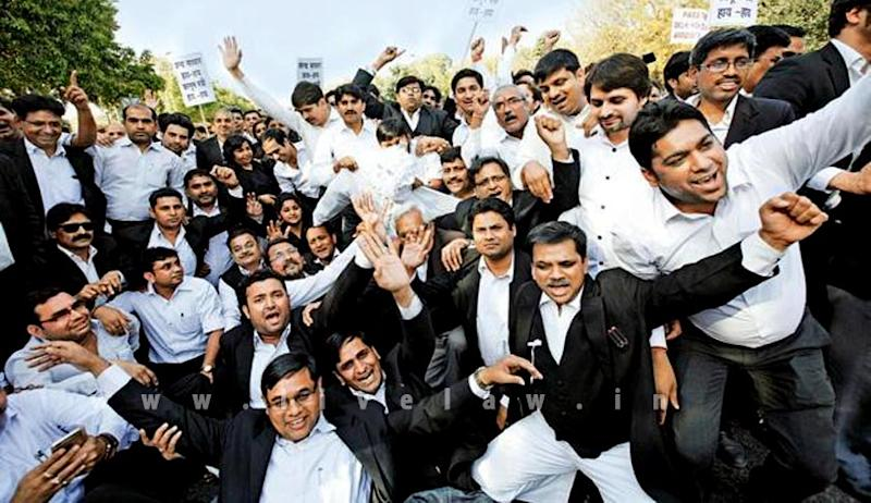 Lawyers' Strike Hampers Judicial Work in National Capital, West UP