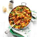 """<p>This quick family supper is sure to become a firm favourite</p><p><strong>Recipe: <a href=""""https://www.goodhousekeeping.com/uk/food/recipes/a535329/fennel-sausage-gnocchi/"""" rel=""""nofollow noopener"""" target=""""_blank"""" data-ylk=""""slk:Fennel and Sausage Gnocchi"""" class=""""link rapid-noclick-resp"""">Fennel and Sausage Gnocchi</a></strong></p>"""
