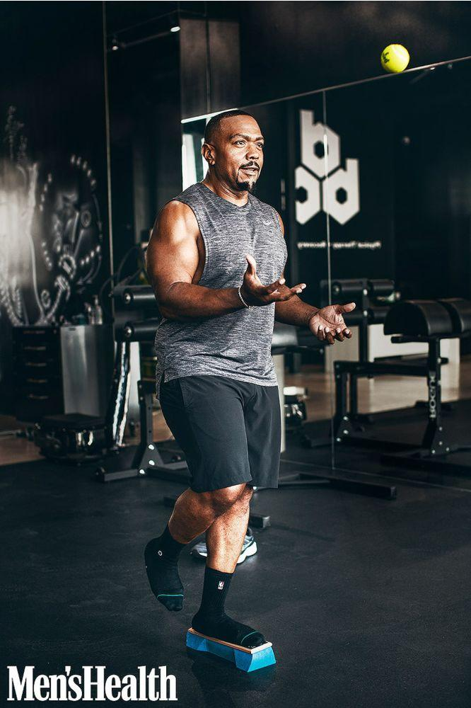 Timbaland | Photographed by Christaan Felber for Men's Health
