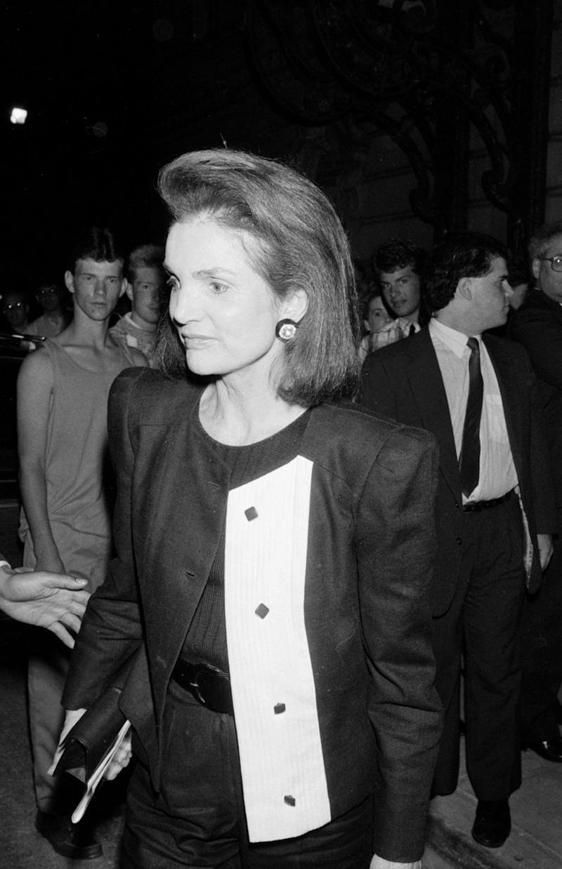 UNITED STATES - JUNE 01: Jaqueline Kennedy Onassis (Photo by The LIFE Picture Collection via Getty Images)