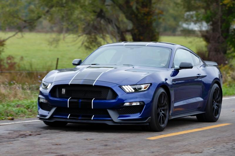 ... Believe How Much Dealers Want For The Ford Shelby GT350 Mustang