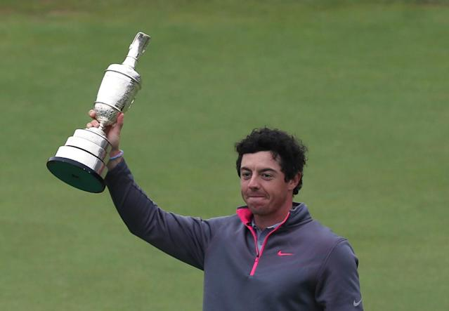 Winners and losers from the British Open