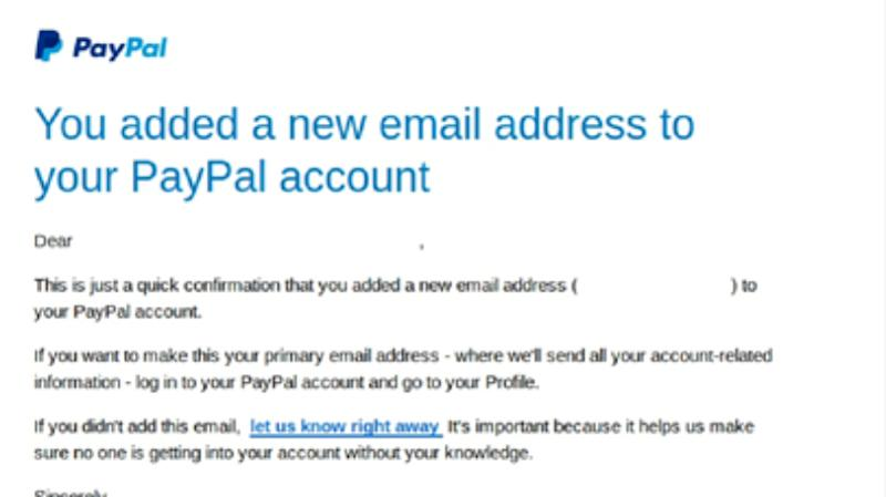 Very convincing fake PayPal emails are scamming Australians