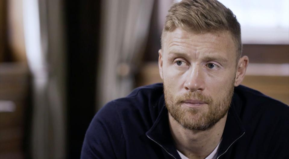 Freddie Flintoff opens up about bulimia in a new BBC documentary. (BBC)