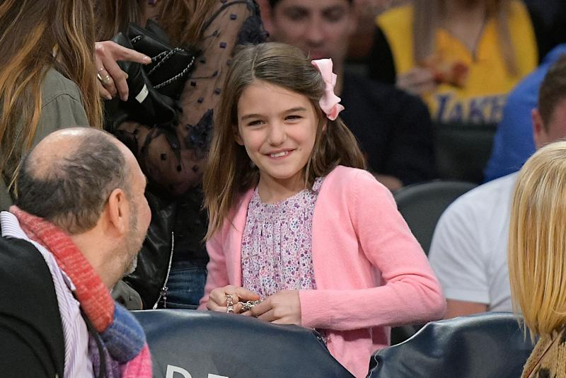 Suri Cruise Is 'Hurt' That Hillary Clinton Lost the Election