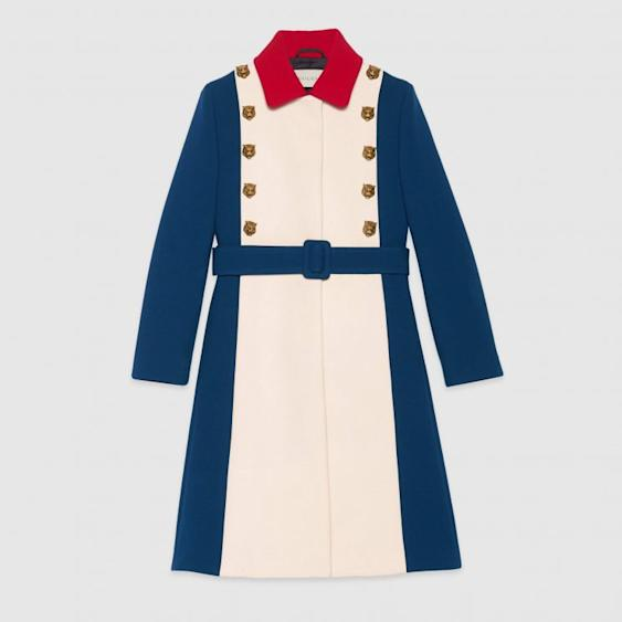 A look at Kellyanne Conway's Gucci Jacket. (Photo: Gucci)