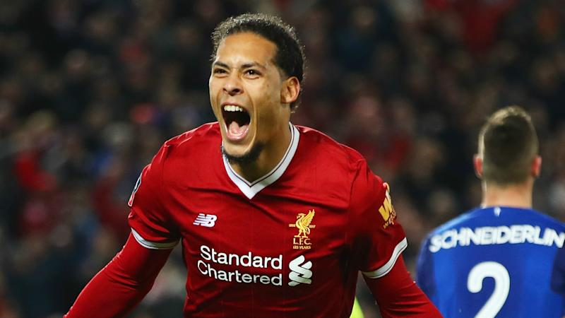 'Van Dijk is a leader and a warrior' - Klopp sees £75m fee justified by Liverpool star
