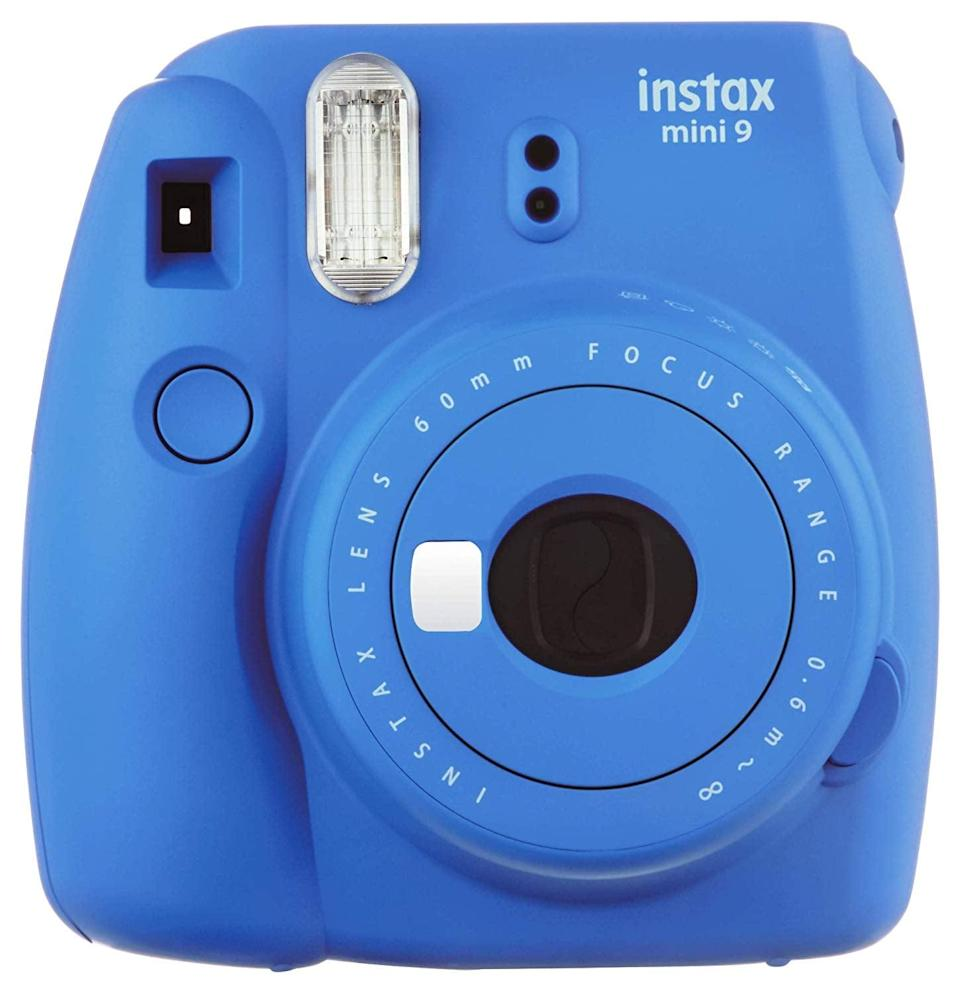 <p>Everyone's going to want one of these <span>Fujifilm Instax Mini 9</span> ($50, originally $69) cameras. They're such a throwback way to capture images!</p>