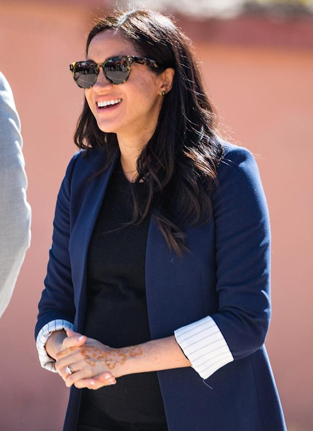 915bf321c9 Meghan Markle Can t Live Without This Accessory