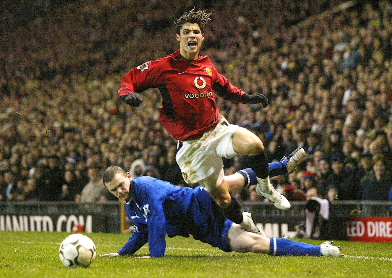 <p>Compared to what he was sold for, £12.4m looks a steal but back back in 2003 it was a fair whack. Needless to say still worth every penny. </p>