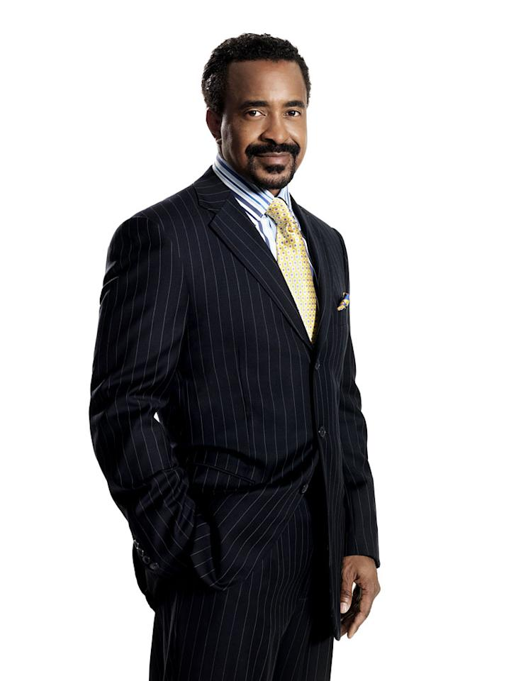 Tim Meadows stars in The Bill Engvall Show.
