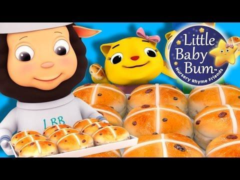 "<p>The Easter baked good gets its own song thanks to the YouTube sensation Little Baby Bum, who just might inspire you to make some of your own this year.</p><p><a href=""https://www.youtube.com/watch?v=t7UZwBopVoE"" rel=""nofollow noopener"" target=""_blank"" data-ylk=""slk:See the original post on Youtube"" class=""link rapid-noclick-resp"">See the original post on Youtube</a></p>"